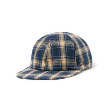 PLAID REVERSIBLE 6 PANEL CAP