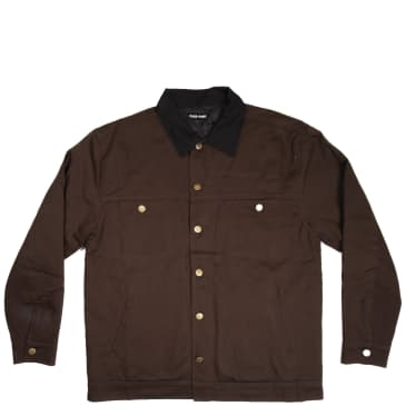 Pass~Port Late Jacket - Chocolate