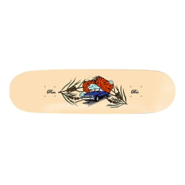 """Pass~Port Skateboards - Pass Port - Working Floral Series (Wash) - 8.5"""""""