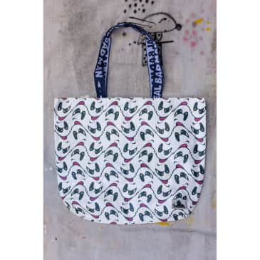 Mega Ghostface Tyvek Tote Bag