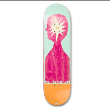 "Uma - Star Head Body Evan Deck (8.5"")"