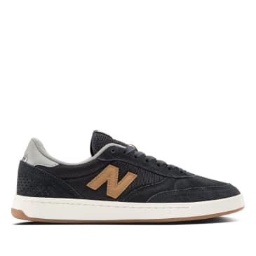 New Balance Numeric 440 Skate Shoe - Black / Brown
