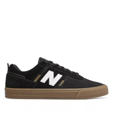 New Balance Numeric 306 Skate Shoe - Black / Gum