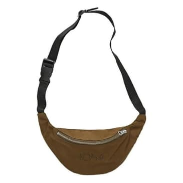 Polar hip bag brown