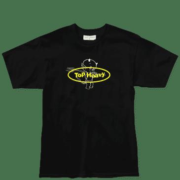 Top Heavy Lil Devil T-Shirt - Black