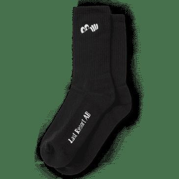 Last Resort AB Eyes Socks - Black