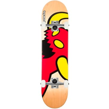 """Toy Machine - 7.75"""" Vice Monster Complete Skateboard (Various Stains)"""