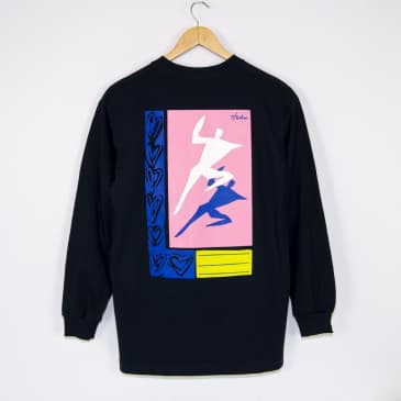 Studio Skateboards Just Dance Long Sleeve T-Shirt - Navy