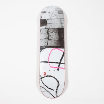 """Poetic Collective - 8.0"""" Long Skateboard Deck - High Concave"""