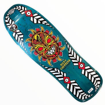 Powell Peralta Deck Pro Nicky Guerrero Mask 10x31.8 Blue
