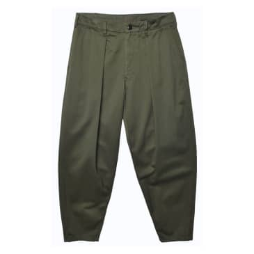 Monitaly Riding Pants - Vancloth Sateen Olive