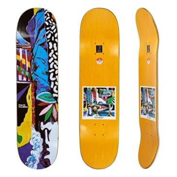 "Polar Skate Co Hjalte Halberg Memory Palace Skateboard Deck - 8"""