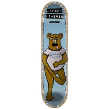 TOY MACHINE Leabres Insecurity Deck 8.0
