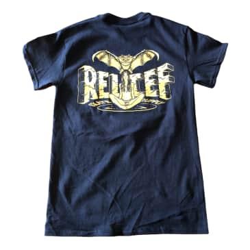 Relief Bat Girl Tee Black