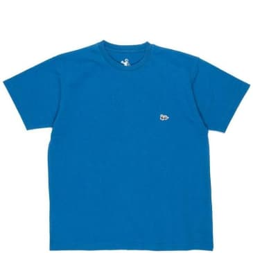 Dancer Patch Lie T-Shirt - Indigo
