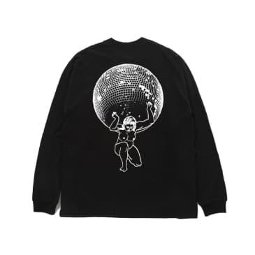 Reception - Pulp Long Sleeve T-Shirt - Black