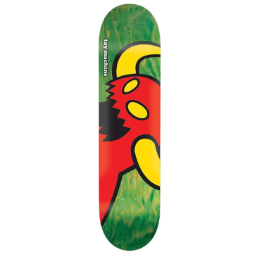 TOY MACHINE - Vice Monster Green - 8.38