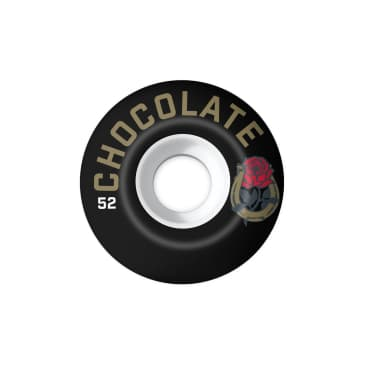 Chocolate Luchadore Staple Wheels (52mm)