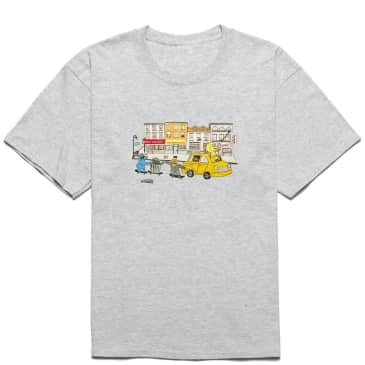 Chrystie NYC Monster T-Shirt - Ash Grey