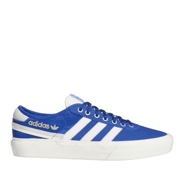 adidas Skateboarding Delpala Premiere Shoes - Team Royal Blue / Ftwr White / Grey One