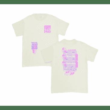 Blast Skates Callum McRobbie Signature T Shirt - Natural
