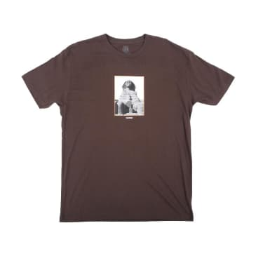 Theories of Atlantis Sphinx Slim Fit T-Shirt Mocha