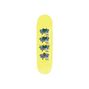 Pass~port - What U Thought Series - Legs Deck 8.5""