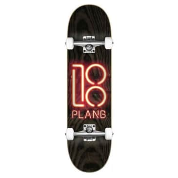 Plan B Neon Sign Complete Skateboard - 8.00