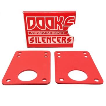 Shortys Risers Dooks Foam Shock Pads