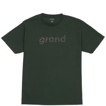 Grand Collection Geese T-Shirt - Forest Green