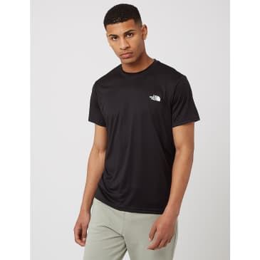 North Face Reaxion AMP T-Shirt - TNF Black