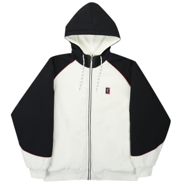 Yardsale Reversible Jacket - White / Black / Lilac