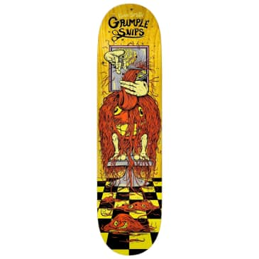 Anti Hero Evan Grimple Snips Deck (8.25)