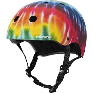 Pro-Tec Classic Skate Helmet Tie Dye