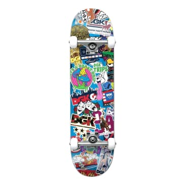 DGK Skateboards Stix Mini Complete 7.25""