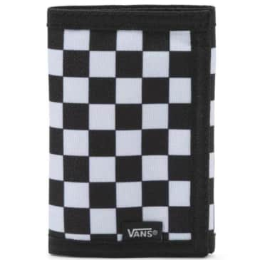 Vans Slipped Checked Wallet