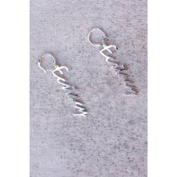 Nu/Age Ecstasy Earrings - Silver