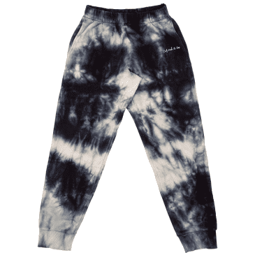 Mr Nice Only Smoke The Best Jogger - Space Tie-Dye