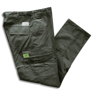 No-Comply Cargo Pants -Brazil- Olive