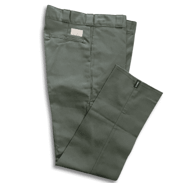 No-Comply 874 Work Pants - Olive Green