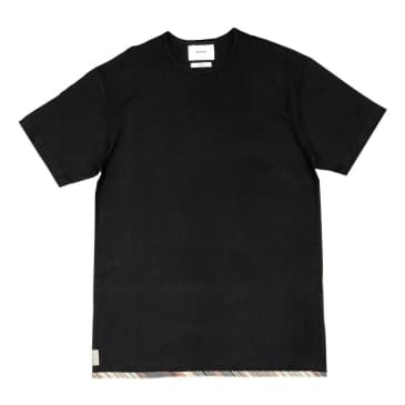 Kennedy The Luxe Tee Black