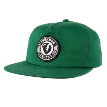 Thunder Charged Grenade Snapback Hat