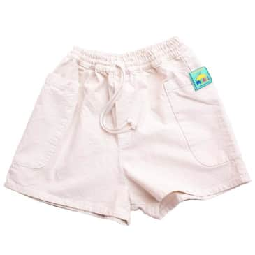 Meals Clothing #1 Chef Shorts - Flour