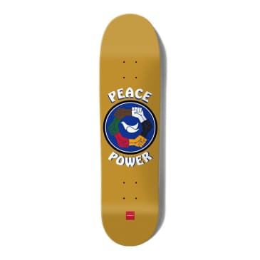 """Chocolate Anderson Peace Power One Off Deck - 8.5"""""""