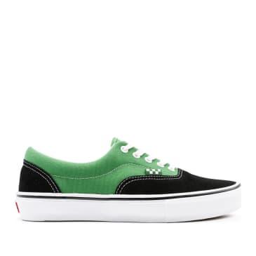 Vans Skate Era Shoes - Juniper / White