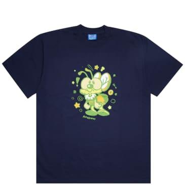 Andrew Bug T-Shirt - Navy
