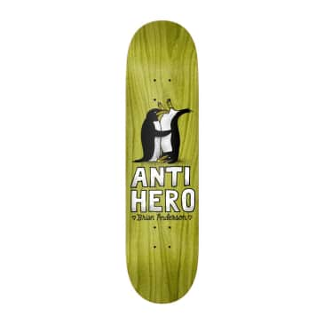 Antihero Skateboards - Anti Hero - B.A. Lovers II deck - 8.18""