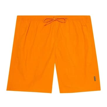 HUF DWR Fuck It Easy Shorts - Persimmon
