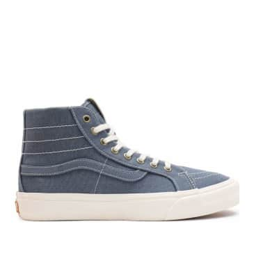 Vans Eco Theory Sk8-Hi 38 Decon SF Shoes - Cement Blue / Marshmallow