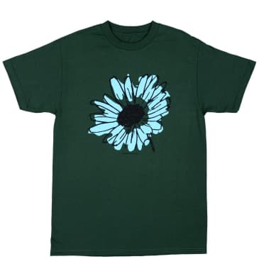 Quasi Flower T-Shirt - Forest